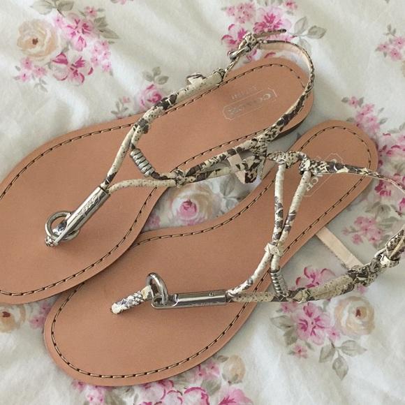 Coach Shoes - Sandals